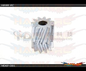 MD5/6 - MD6P-O01 - Pinion Gear - 11T - M1.0 - 5mm Shaft