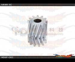 MD5/6 - MD6P-O02 - Pinion Gear - 12T - M1.0 - 5mm Shaft