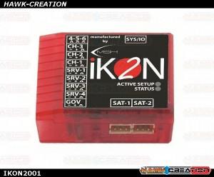 iKON2 Flybarless System iKON2001