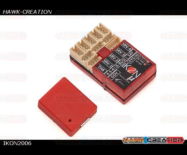 iKon iKon2 Micro Flybarless System IKON2006
