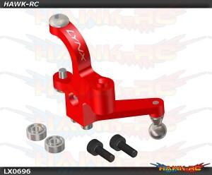 MINI PROTOS - Precision Tail Bell Crank Lever - Red Devil