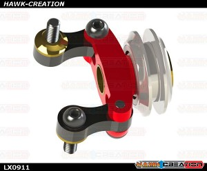 Mini Protos - Ultra Tail Pitch Slider - Red