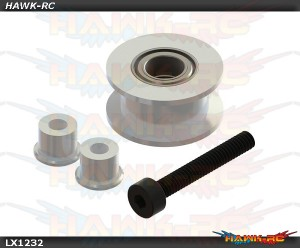Mini Protos - Ultra Tail Case - Tail Pulley Tensioner