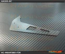 HAWK CREATION 1.5mm CF Vertical Fin - Protos 380 (MSH41172)
