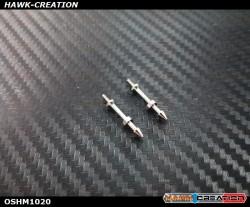 OMPHOBBY M1 3D Helicopter Canopy Fixed Bolt set  OSHM1020