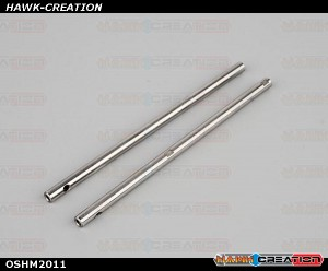 OMPHOBBY M2 3D Helicopter Main Shaft set (2pcs) OSHM2011