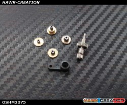OMPHOBBY M2 Servo Gear Set OSHM2075