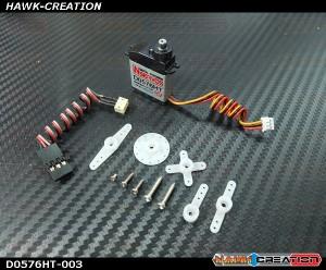 Inservos 7.4V 4.2kg Metal Gear Micro Servo D0576HT-HV