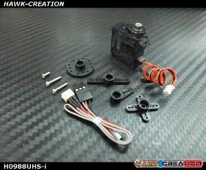 H0988USH 9g Digital Lock Tail Servo  (Metal Gear, 180CFX) EFLRDS76TJ