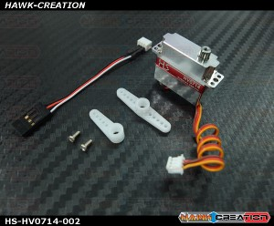 HV0714 Ultra Micro Size Digital Servo for OXY2