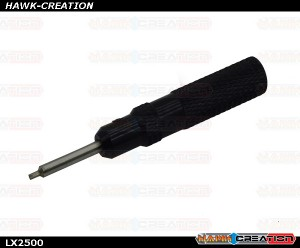 Hex Screw Driver Mini 1.3mm - LX2500