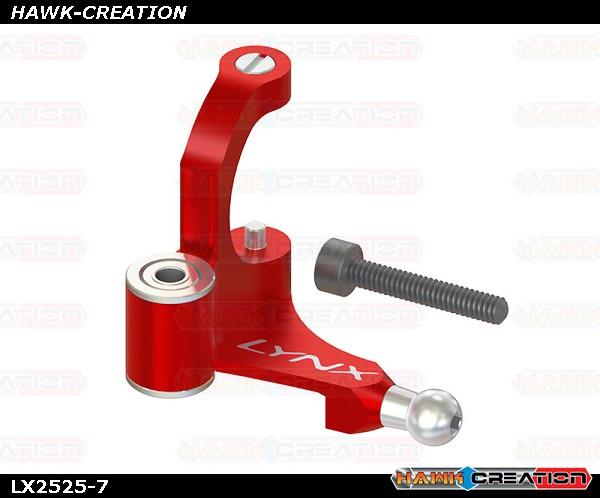 LYNX  - FireBall 280 - Tail Belt Crank, Red Color
