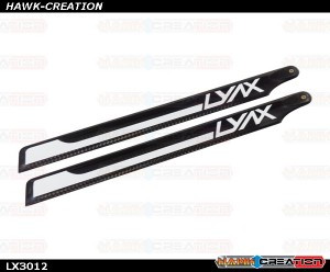 Lynx 215mm Main Blades, set - OXY2