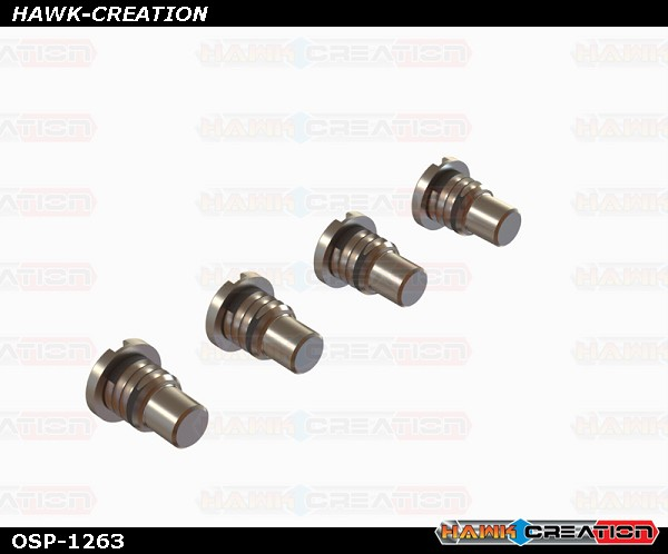 OXY2 Tail Belt Crank Pin Screw - OXY2