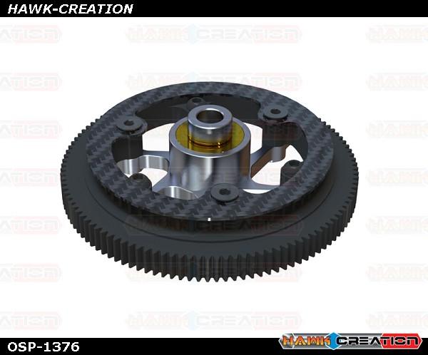 OXY2 - Straight Main Gear One Way System