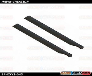 OXY2 - 190mm Carbon Plastic Main Blade - OXY2