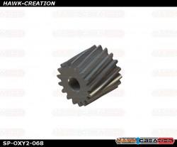 OXY2 - Pinion 17T - 2.5mm Motor Shaft - OXY2