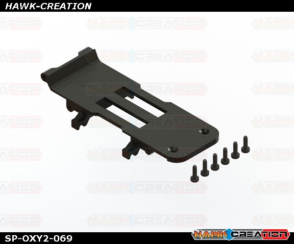 OXY2 - Battery Tray , Set - OXY2