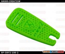 OXY2 - Ninja Flex Blade Holder - Green