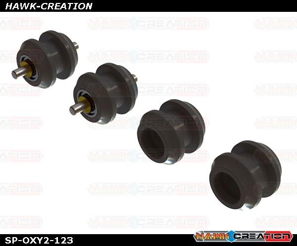 OXY2 190 Sport - OXY2 Belt Pulley Guide, 2 Set