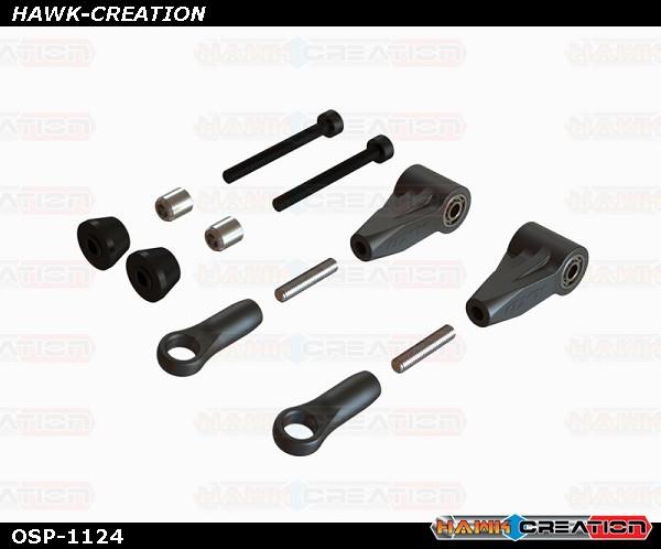 OXY3 OXY4 DFC Arm, Set
