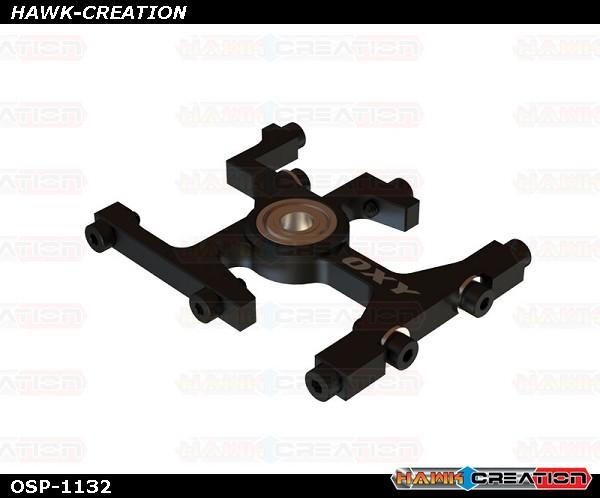 OXY3 Upper Bearing Block, Black