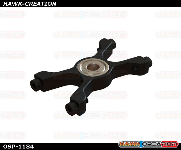 OXY3 Lower Bearing Block, Black