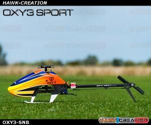 OXY3-SNB - OXY3 Sport - No Main Blades