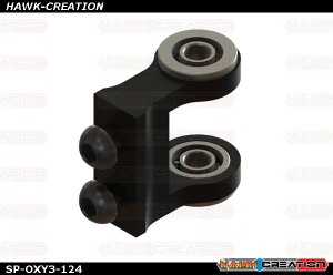 OXY3 Bell Crank Support , Black