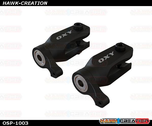 OXY4 CNC Main Grip, Black