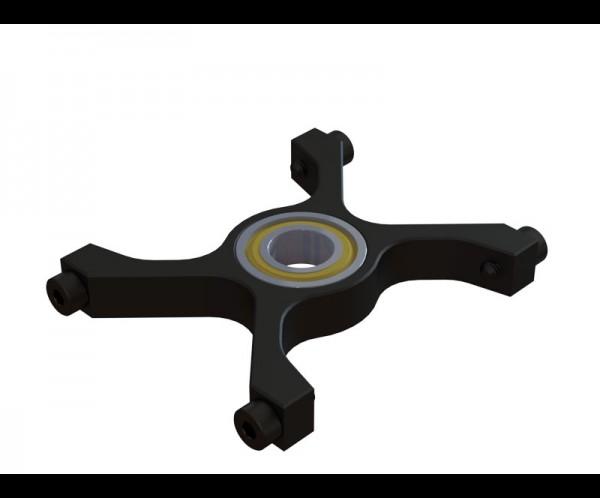 OXY4 Lower Main Shaft Bearing Block, Black