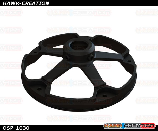 OXY4 Front Pulley Hub