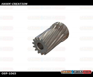 OXY4 Pinion 14T - 3.17mm Motor Shaft