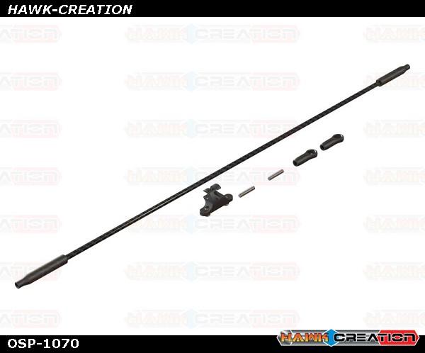 OXY4 MAX Tail Push Rod, Set