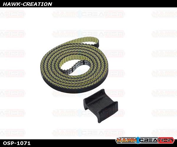 OXY4 Stretch Tail Belt