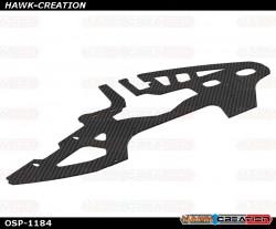 OXY4 Max Main Frame Plate, 1Pcs