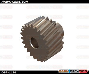 OXY4 MAX OSP-1191 - OXY4 Max Pinion 21T - 5mm Motor Shaft