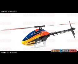 Oxy 4 Kit - Zeal Blade 325
