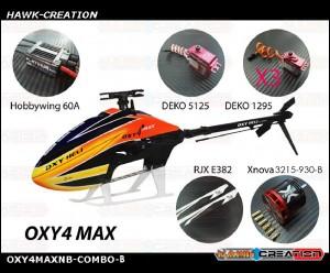 OXY4MAXNB COMBO-B - OXY4 Max