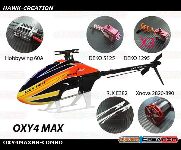 OXY4MAXNB COMBO - OXY4 Max