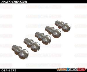 OXY5 - 5mm Pitch Ball Linkage, 5 pc