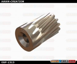OXY5 - Pinion 13T - 6mm Motor Shaft