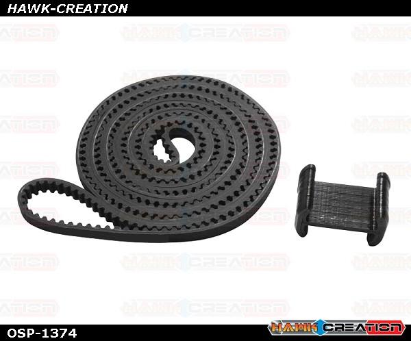 OXY5 - MEG Stretch Tail Belt