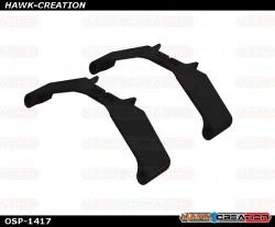 OXY5 - Plastic Landing Gear Strut, Black