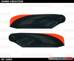 RotorTech RT-106 ULTIMATE Tail Blades