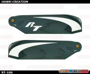 RotorTech RT-106 Tail Blades