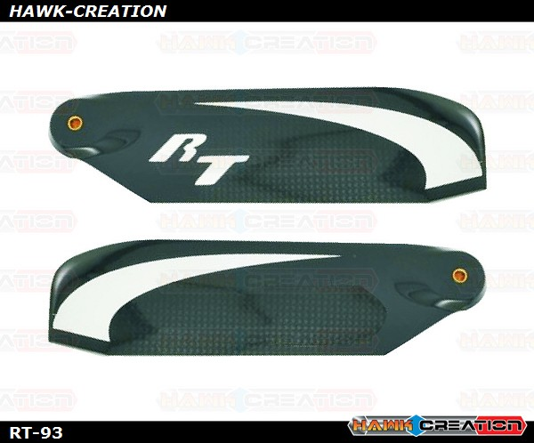 RotorTech RT-93 Tail Blades
