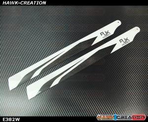 RJX Energy 382mm Premium CF Blades-FBL Version