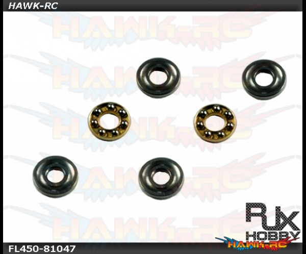 RJX Trust Bearing ( 3X8X3.5) ( for 450)