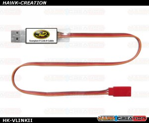 Scorpion Commander V Link II cable